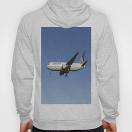 Boeing 767 United Airlines Hoody