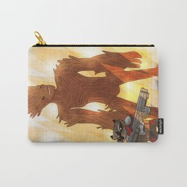 A RACOON AND A TREE Carry-All Pouch