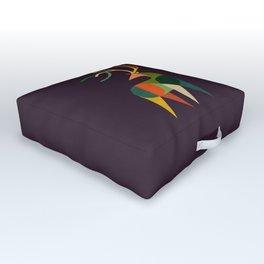 Antler Outdoor Floor Cushion