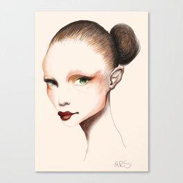 Love Girls - Ballet Canvas Print