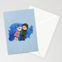 Ice - Eternal Sunshine Stationery Cards