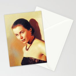 Marianne Koch, Vintage Actress Stationery Cards