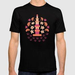 Zen Garden Retreat T-shirt