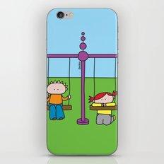 Playground iPhone & iPod Skin