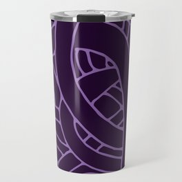 Microcosm in Purple Travel Mug