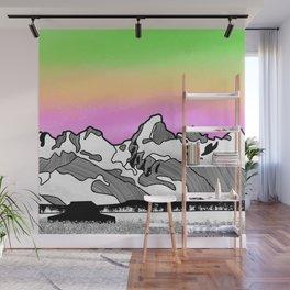 Grand Teton Wall Mural