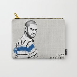 Kase.O Jazz Magnetism Carry-All Pouch