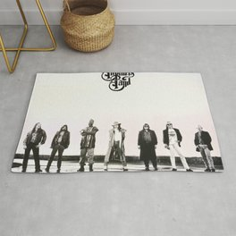 Seven Turns by The Allman Brothers Band - Vector Drawing Rug