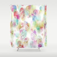 kids Shower Curtains featuring kids by Shelby Claire