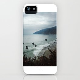 Kirk Creek iPhone Case