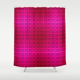 Flex pattern 4 Shower Curtain