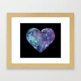 Universal Love Framed Art Print