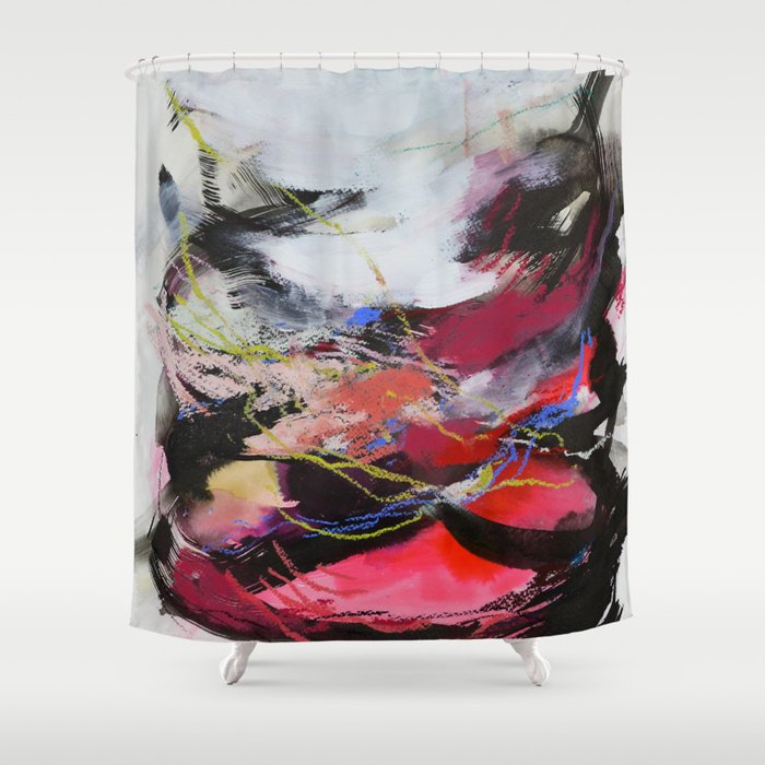 Day 74 Shower Curtain by jessicamatierart   Society6