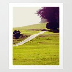 Day Tripping Art Print