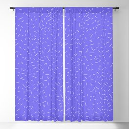 lilac relaxing Blackout Curtain