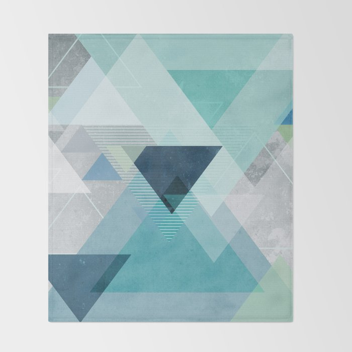 Graphic 114 Throw Blanket