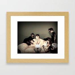 Psychological States 8 Framed Art Print