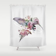 Kolibri Shower Curtain
