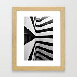 Level Up Framed Art Print