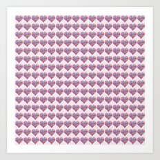 In Your Heart Art Print