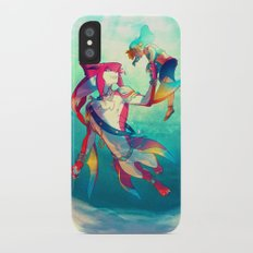 The Hero & the Prince Slim Case iPhone X