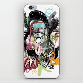 """Soy Wee"" iPhone Skin"