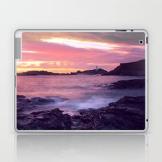 Godrevy Sunset - Cornwall Laptop & iPad Skin