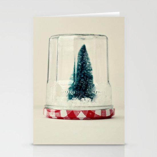 O Christmas Tree Stationery Cards