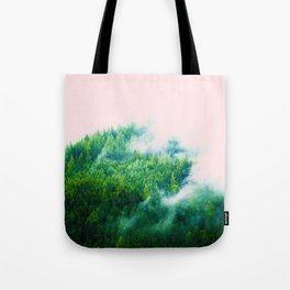 Into The Fog #society6 #decor #buyart Tote Bag