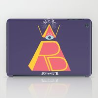 new order iPad Cases featuring New Word Order! by Muro Buro