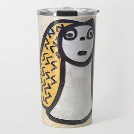 Tribal Idol #1 Travel Mug