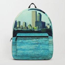New Orleans Skyline Backpack