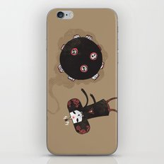 Katamari of the Dead iPhone Skin