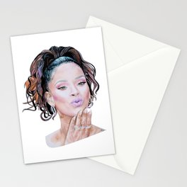 Rihanna Stationery Cards