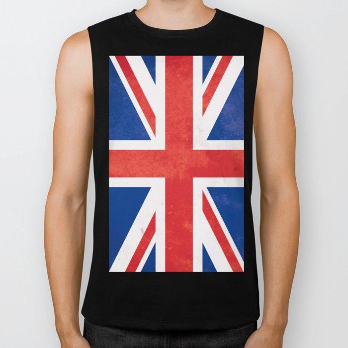 UK Biker Tank