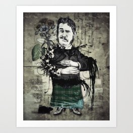 Scottish Art Print
