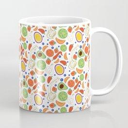 Fun Fruit and Veges Coffee Mug