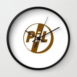 Pil Punk Band Wall Clock