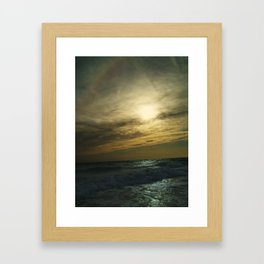 Oh Comely Framed Art Print