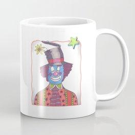 Clown with Star Coffee Mug