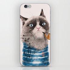 Sailor Cat III iPhone & iPod Skin