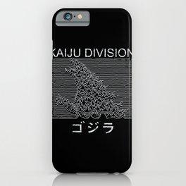 Kaiju Division iPhone Case