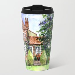 The Manor House Travel Mug