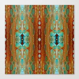 aqua 3 Canvas Print