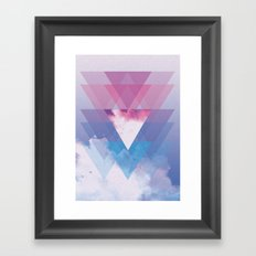 Abyss 1 Framed Art Print