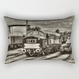 Diesel Dinosaurs Rectangular Pillow