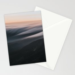 Sunset mood - Landscape and Nature Photography Stationery Cards