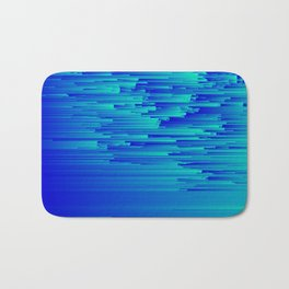 Speed Trap - Pixel Art Bath Mat