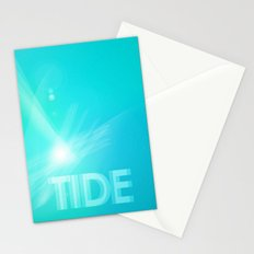 Tide Stationery Cards