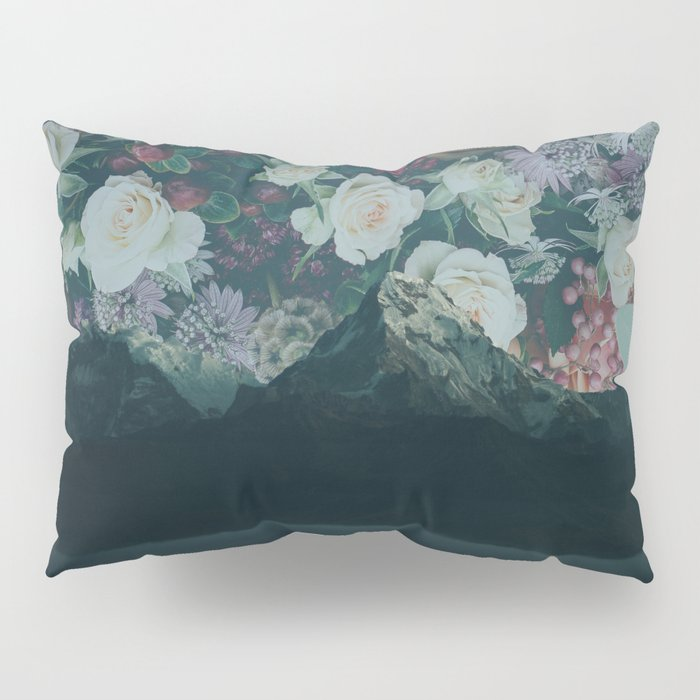 Bouquet Mountains Pillow Sham